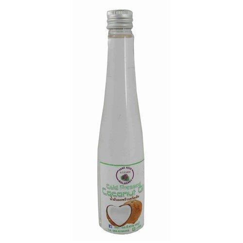น้ำมันมะพร้าวสกัดเย็น ปราศจากไขมันทรานส์ ใช้ได้ทั้งภายในภายนอก บำรุงร่างกาย และบำรุงผิวพรรณ