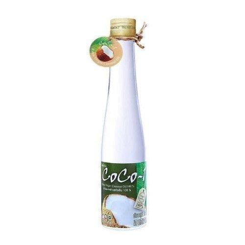 โคโค่วัน น้ำมันมะพร้าวสกัดเย็น 100 เปอร์เซ็นต์ 100 มิลลิลิตร จังหวัดชุมพร ถ้ำสิงห์