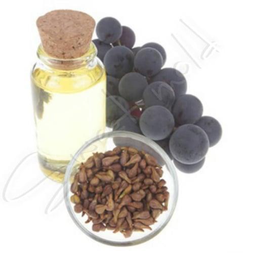 grape seed oil 1 กิโลกรัม.