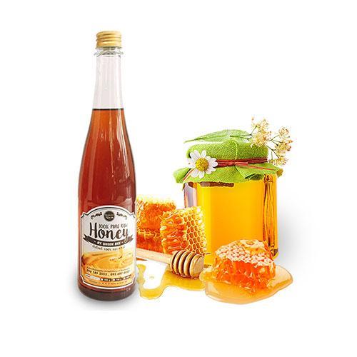 น้ำผึ้งดอกลำไย ขนาด 760 กรัม (1 ขวด)