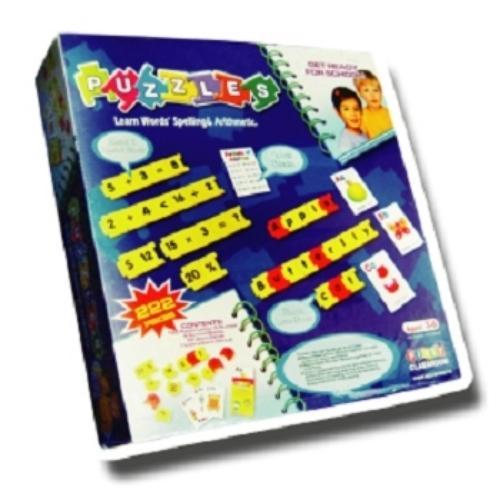 Puzzles คณิตศาสตร์พร้อม คำศัพท์