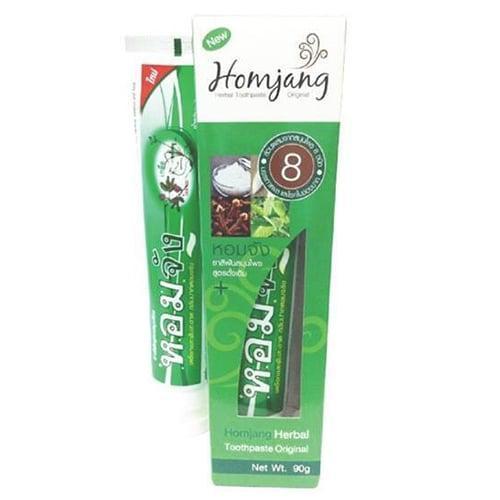 ยาสีฟันหอมจัง สูตรดั้งเดิม สารสกัดจากกานพลู จำนวน 6 ก้อน
