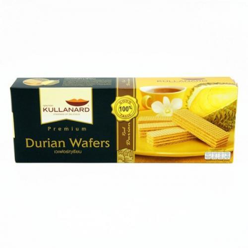 Durian Wafers เวเฟอร์ทุเรียน แบบลัง