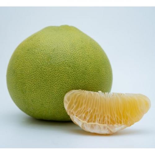ส้มโอขาวน้ำผึ้ง เกรด A จำนวน 1 ผล