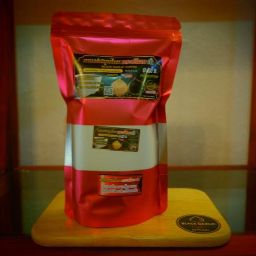 กาแฟผสมกระเทียมดำByHeart 3IN1 1ถุงบรรจุ6ซอง