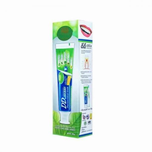 ยาสีฟันสมุนไพร ดีดีเฮิร์บ สูตรออริจินอลพีเมี่ยม