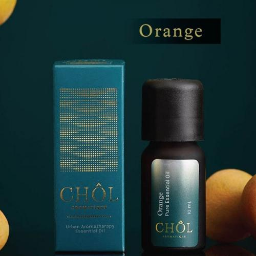 น้ำมันหอมระเหย กลิ่น Orange