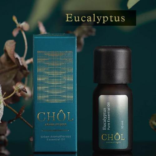น้ำมันหอมระเหย กลิ่น Eucalyptus
