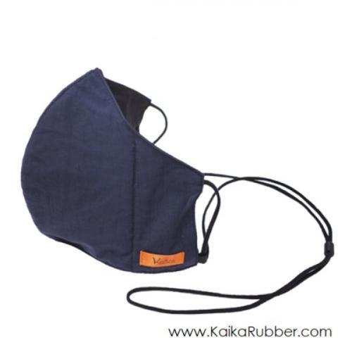 หน้ากากผ้า รุ่น Stopper แผ่นกรองยางพารา หายใจสะดวก ป้องกันกลิ่น ป้องกันไวรัส 95%