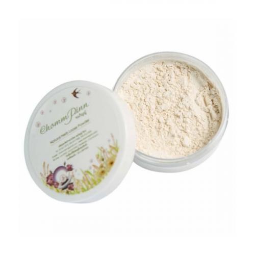 แป้งโปร่งแสง Natural Herb Loose Powder 15g